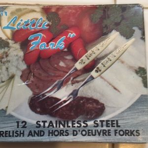 Little fork set - 12